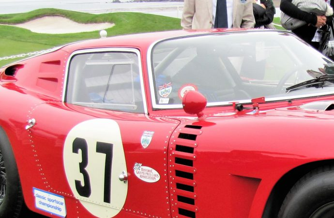 2018 Pebble Beach Concours will be pushed back a week