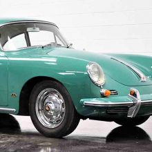 1963 Porsche Super 90 coupe