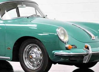 1963 Porsche Super 90 coupe