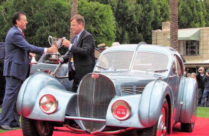 Arizona Concours d'Elegance rides into the sunset