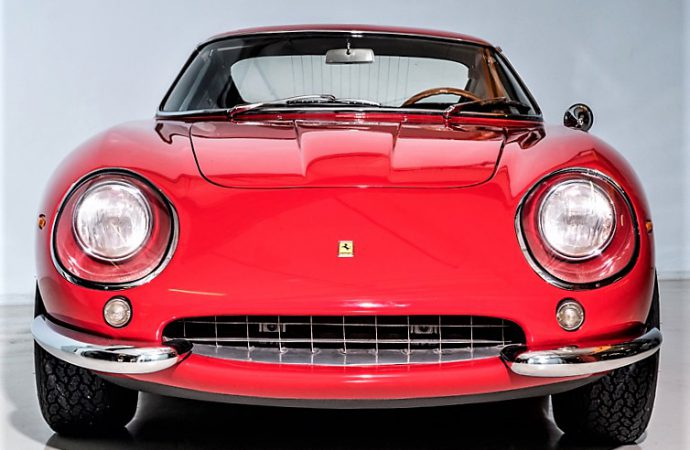 First prototype Ferrari 275 GTB/4 heads to London auction