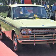 Event roundup: Datsun 1600 pickup wins class at Texas concours