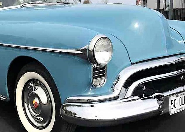 1950 Oldsmobile 88 custom coupe