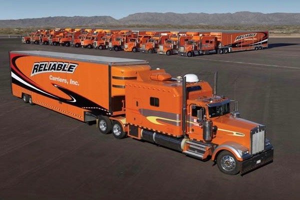 Reliable wins global carrier honors | Reliable Carriers photo
