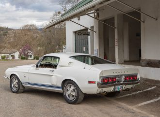 Stolen Shelby GT500 headed to Hot August Nights auction