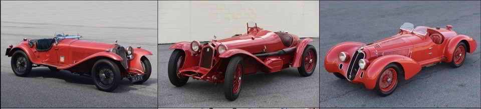 Alfa Romeo is featured marque for next Simeone Demo Day | Someone museum photo