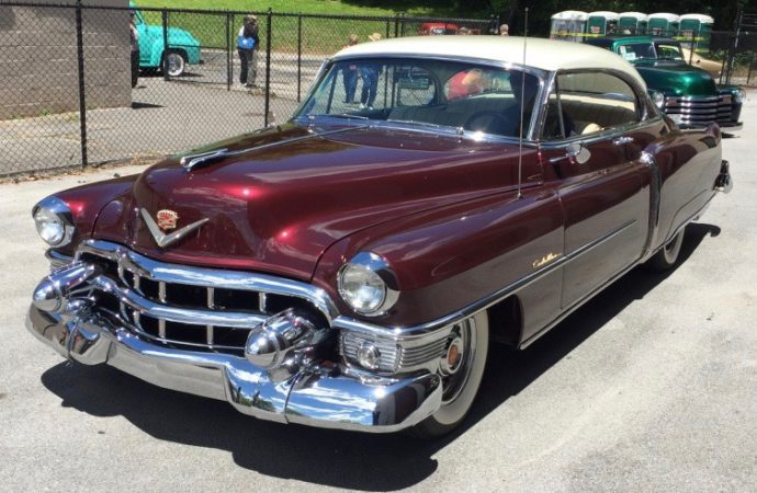 'Pro's Pick' 5 at Memphis Street Rod show