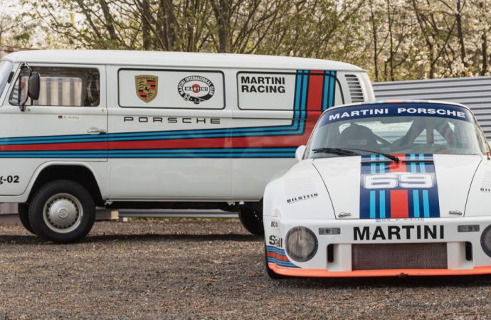 Historic racers featured at Bonhams' upcoming Spa sale