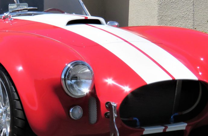 Driven: Superformance Cobra from new Arizona dealership