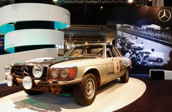 Bonhams adds auction at Italian classic car show