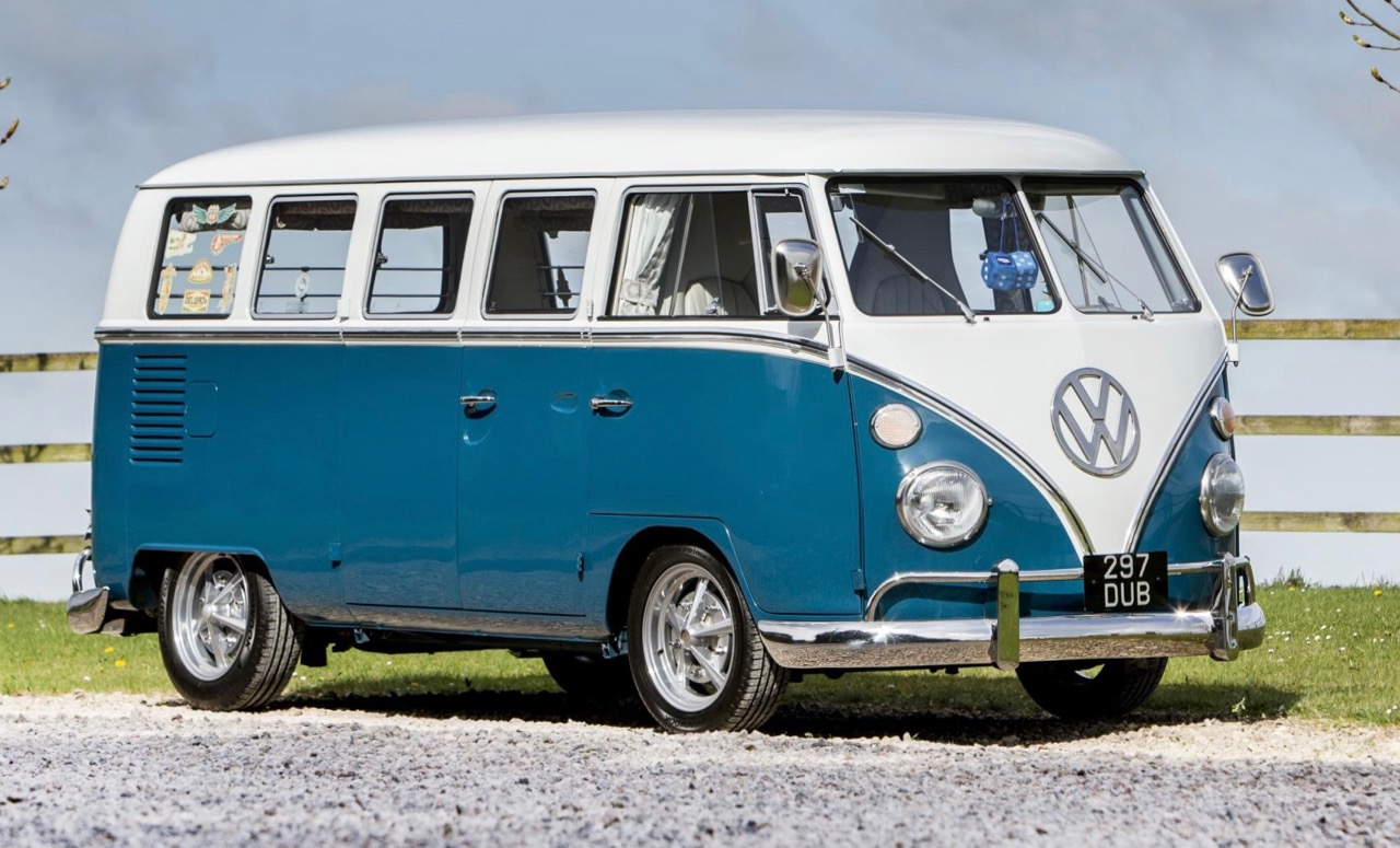 1967 VW camper said to be worth as much as $115,200 | Windrush photos