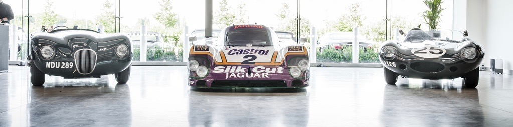Le Mans heritage includes Andy Wallace as test driver for Classic Works