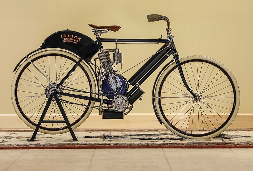 1903 Indian Camelback among bikes going to auction | Worldwide Auctioneers photos