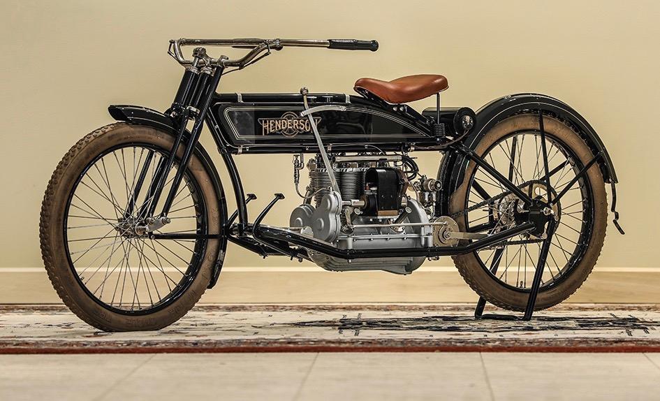 1914 Henderson Model C