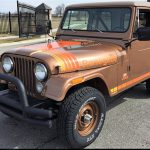 1980 Jeep CJ-7 Mecum