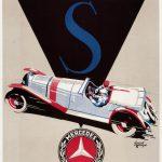 """Mercedes-Benz Typ S – der erste der """"Weißen Elefanten"""": Debüt vor 90 Jahren mit einem Sieg auf dem Nürburgring"""