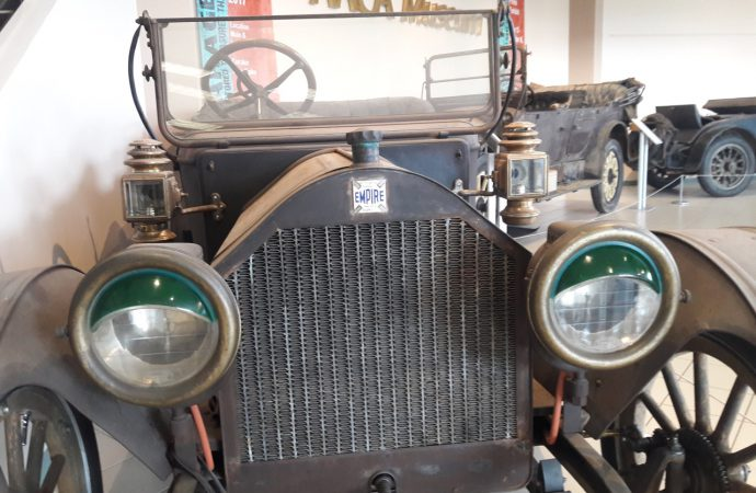 Garage-find classics rule at this AACA museum exhibit