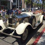 27 Rolls-Royce Phantom 1 Barker Tourer