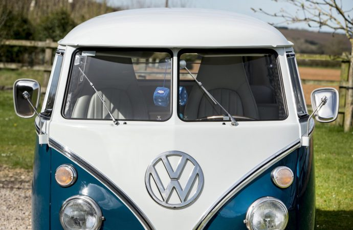 '67 VW camper going from storage to Goodwood auction