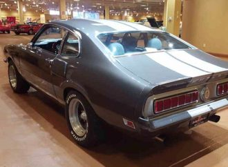 1973 Ford Maverick Shelby tribute