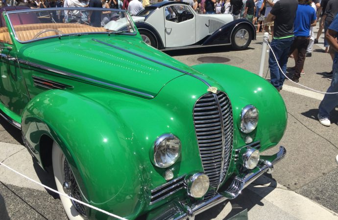 Rodeo Drive concours: fabulous favorites, and free