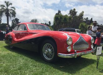 Classically charming: 7th annual San Marino Motor Classic