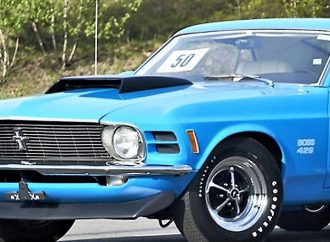 Barrett-Jackson's second Northeast Auction ready to roll