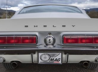 More on that stolen Shelby Mustang headed to auction