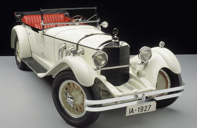90 years ago, Mercedes unleashed its 'White Elephants'
