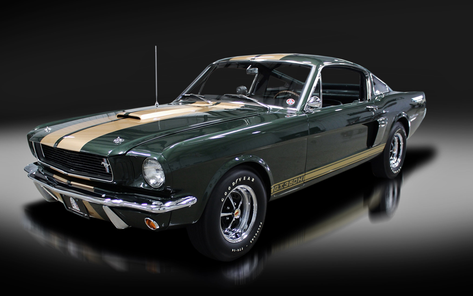 1966 Shelby GT350-H | Barrett-Jackson photos