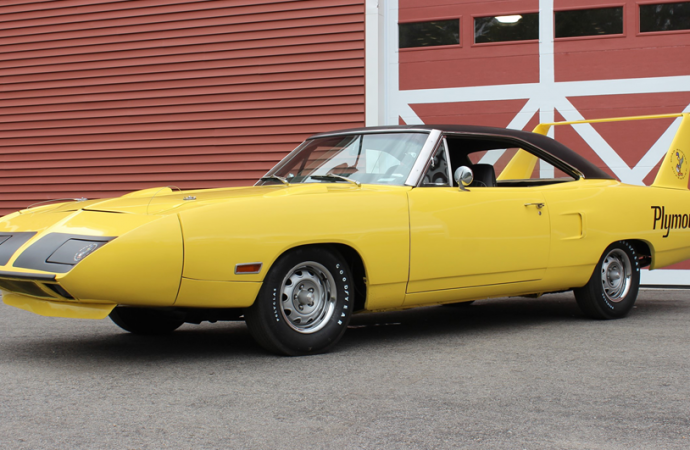 Countdown to Barrett-Jackson Northeast 2017: 1970 Plymouth Superbird