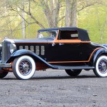 Countdown to Barrett-Jackson Northeast 2017: 1932 Hudson roadster