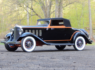 Countdown to Barrett-Jackson Northeast 2017: 1932 Hudson roadster