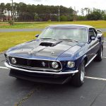 Speed Family Mustang