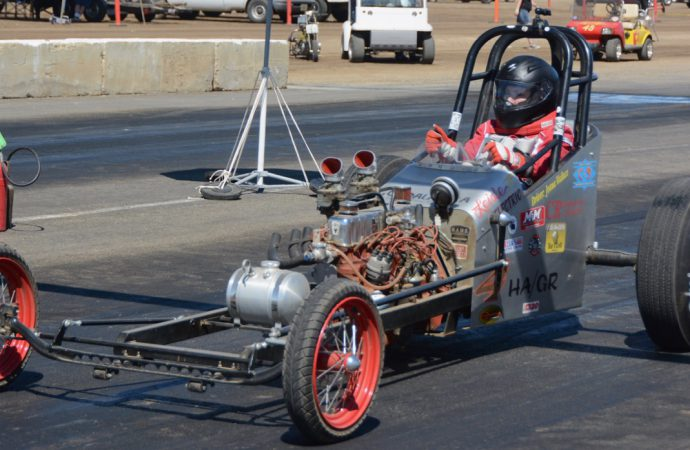 At Eagle Field, vintage drag racing is at its best