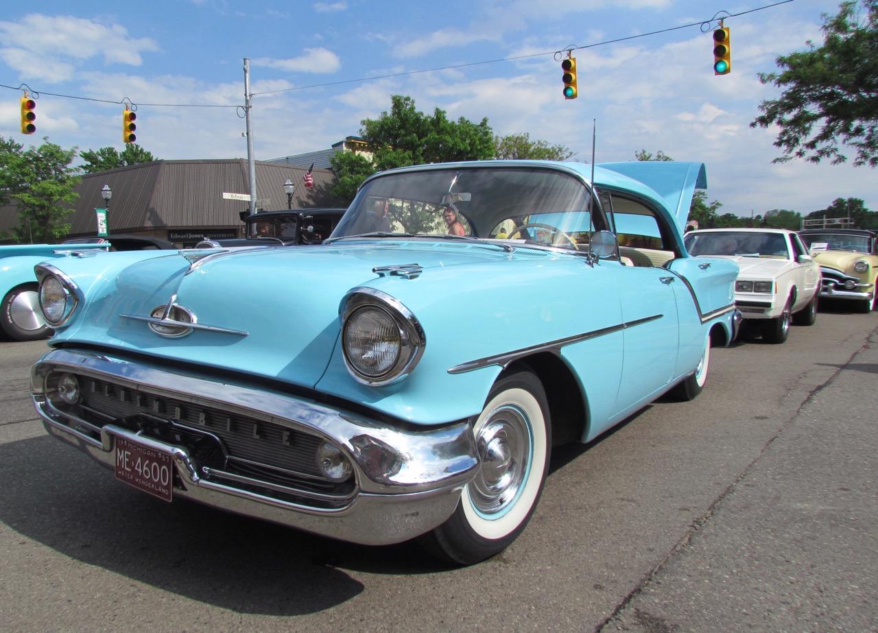 GM\'s hometown car show spreads across Michigan - ClassicCars.com Journal