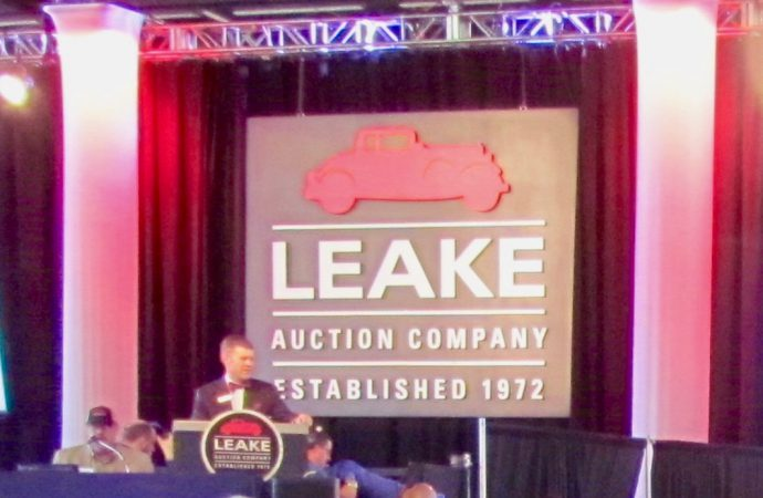 All in the family: Leake Auctions celebrates 45 years (and more)