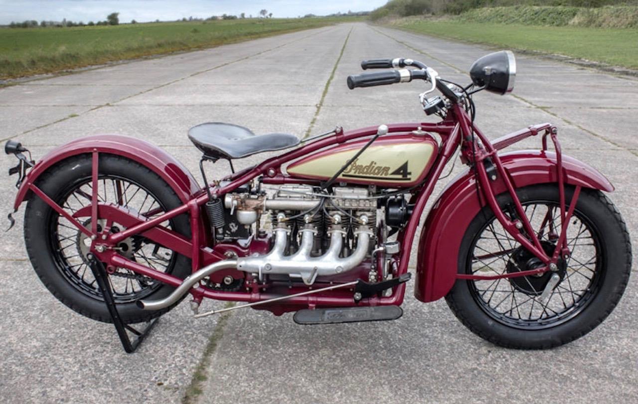 1928 Indian Model 401