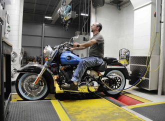 $38 well spent: Harley-Davidson's Steel Toe Tour