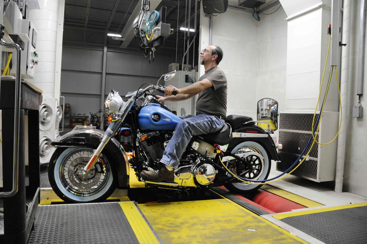 Testing an 'audit' bike