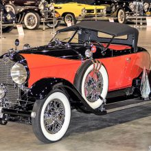 1928 Auburn Speedster wins inaugural AACA restoration award