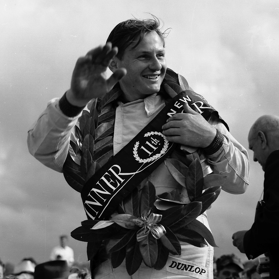 Bruce McLaren would have been 80 years old had he lived | McLaren movie photo