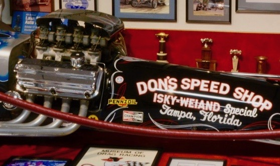 The King's collection: Don Garlits Museum of Drag Racing