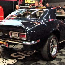 Yenko Camaro races to top of Mecum's Portland results