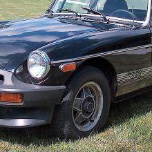 1979 MGB Limited Edition