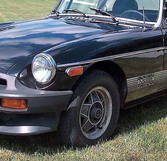 1979 MGB Limited Edition | ClassicCars com Journal
