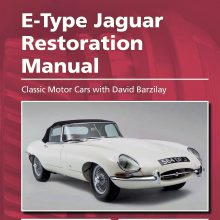 Chapter by chapter, specialists focus on E-Type restoration