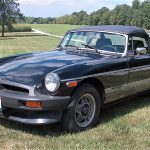 The MGB Limited Edition was an effort by the British automaker to put a special spin on the long-live sports car