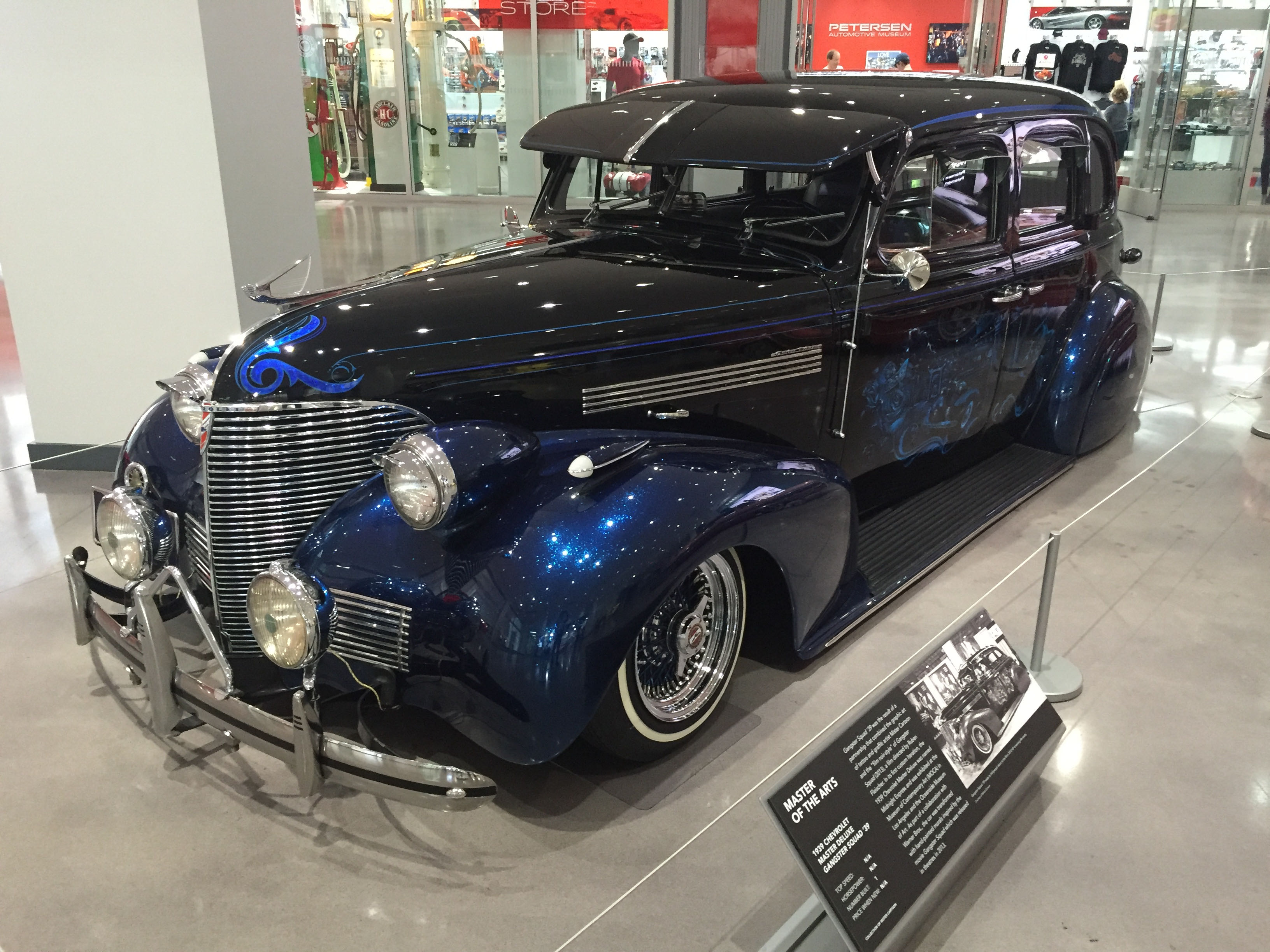 653c6885bb9cc Lowrider Renaissance and the 'art in defiance' at the Petersen ...