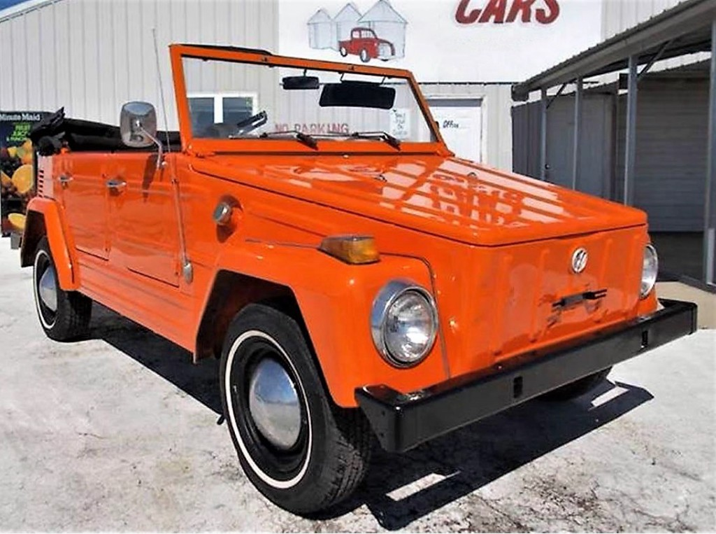1973 Volkswagen Thing In Pick Of The